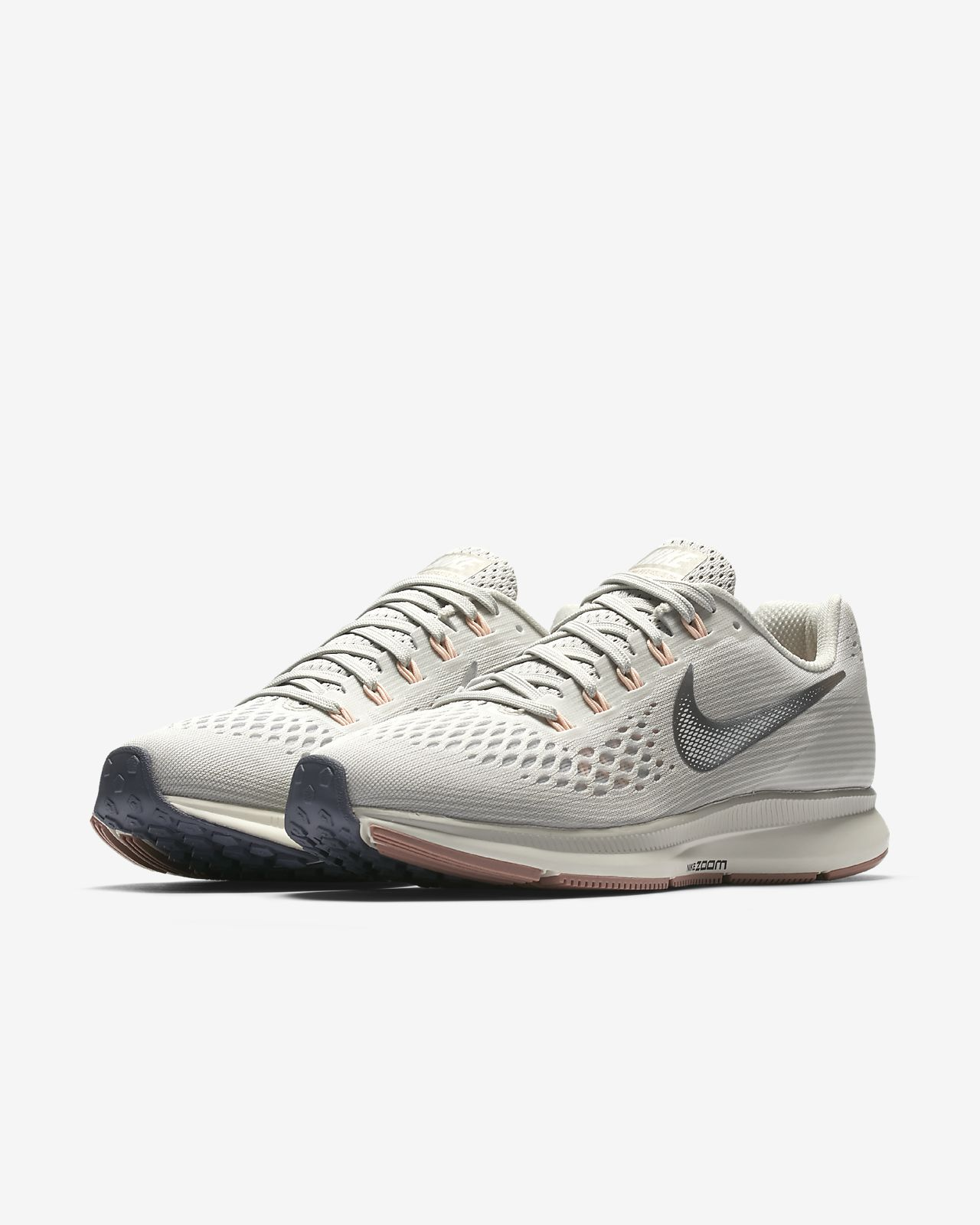 nike air zoom pegasus 34 women 39 s running shoe at. Black Bedroom Furniture Sets. Home Design Ideas