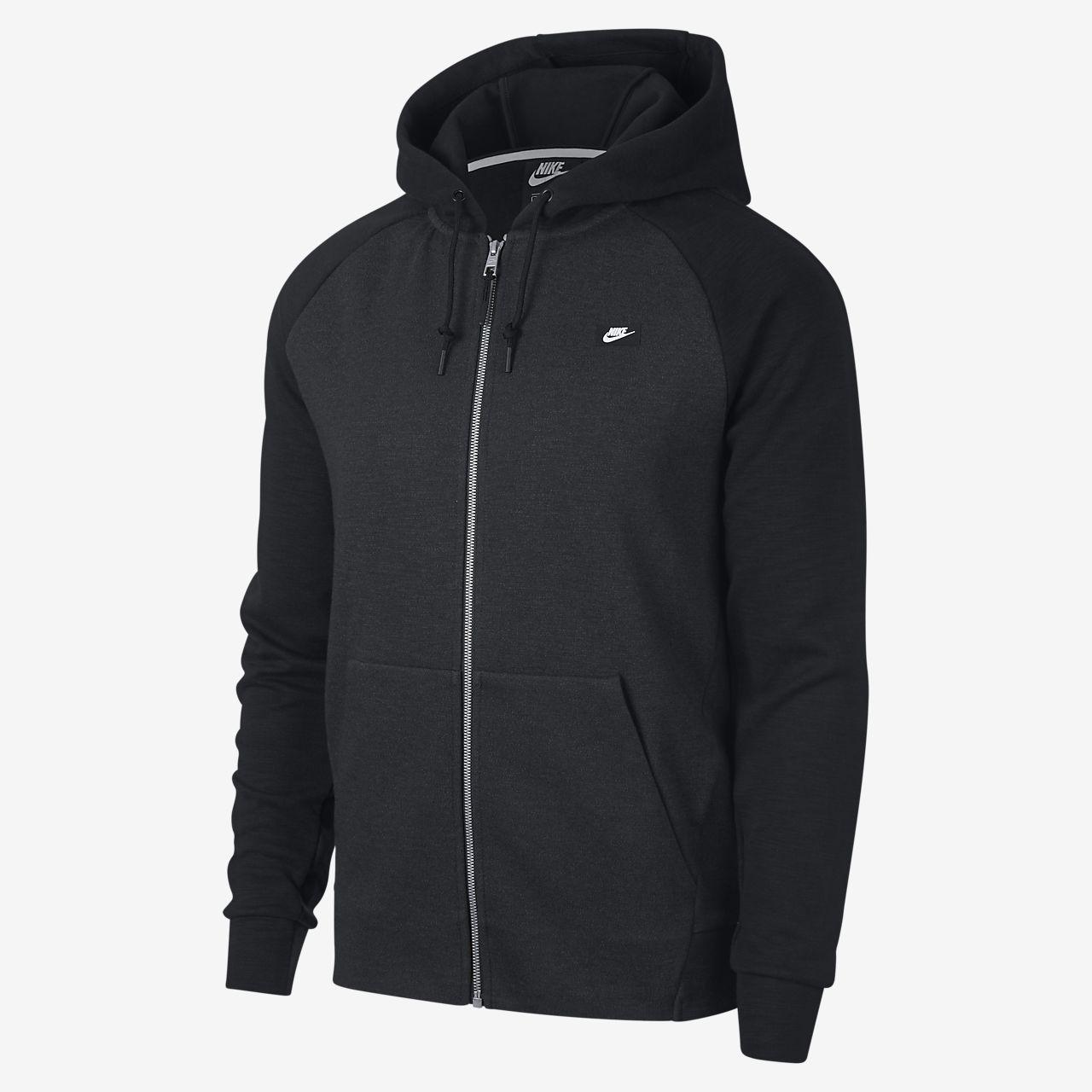 Nike Sportswear Optic Sudadera con capucha con cremallera completa - Hombre 1c2a10c440a3c