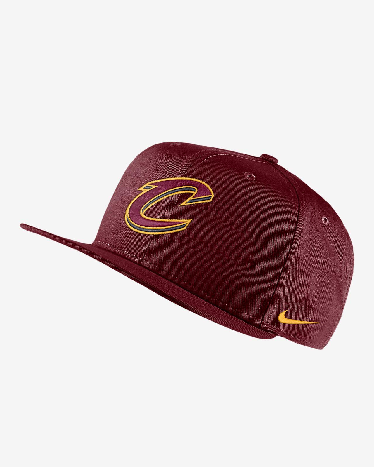 Gorra de la NBA Cleveland Cavaliers Nike Pro