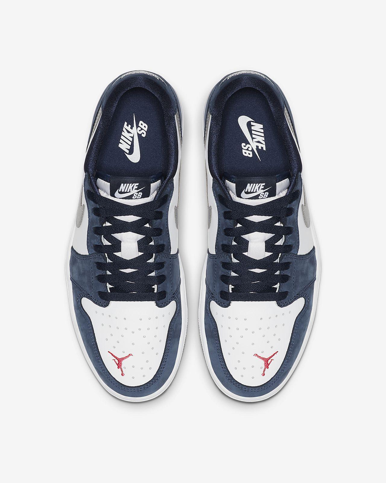 a0fe3efd61 Nike SB Air Jordan 1 Low Skate Shoe