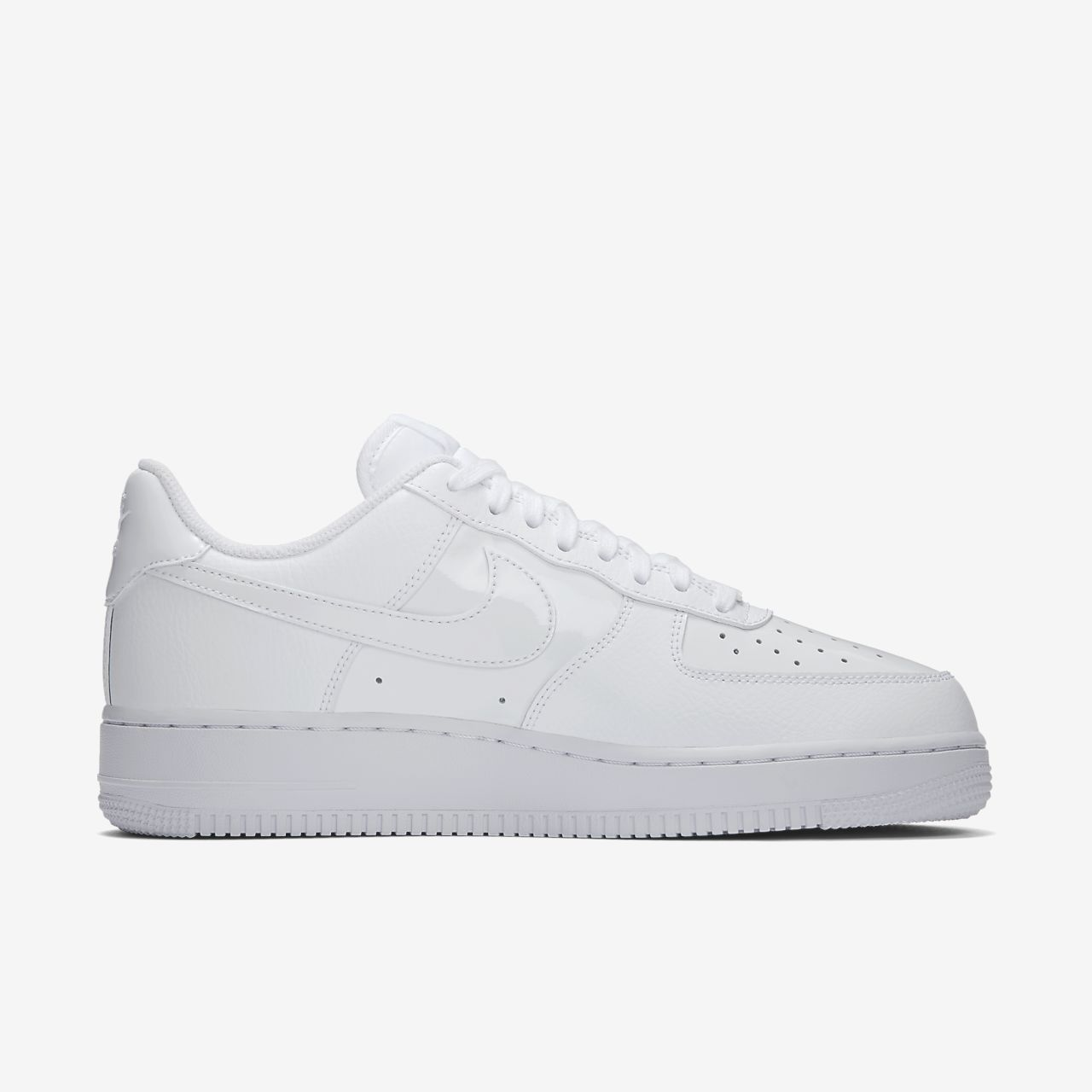 Nike Air Force 1 07 Formateurs Blancs Chaussures