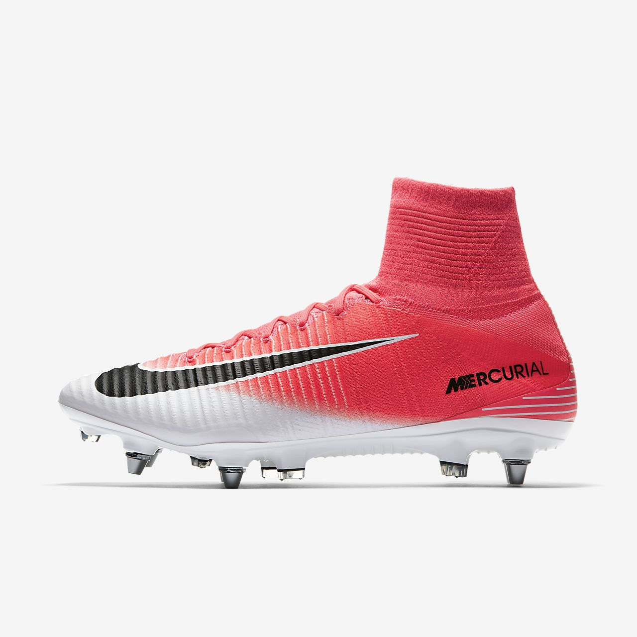 Chaussure de football à crampons pour terrain gras Nike Mercurial Superfly V Dynamic Fit SG PRO