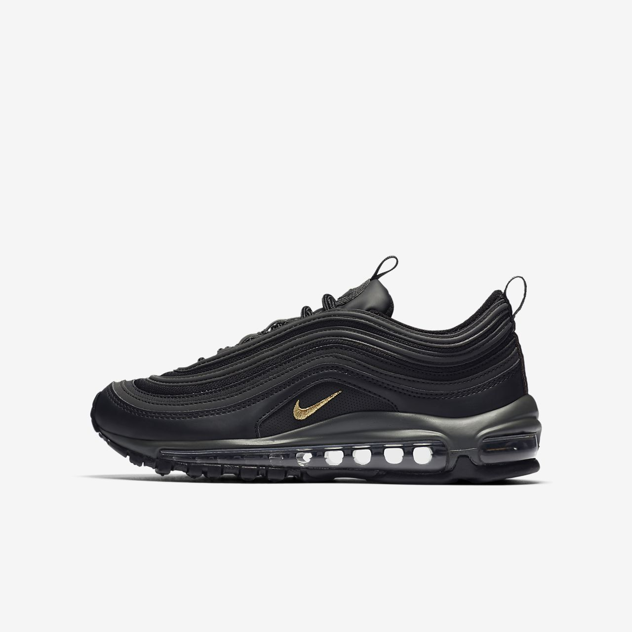 air max 97 kinder schwarz