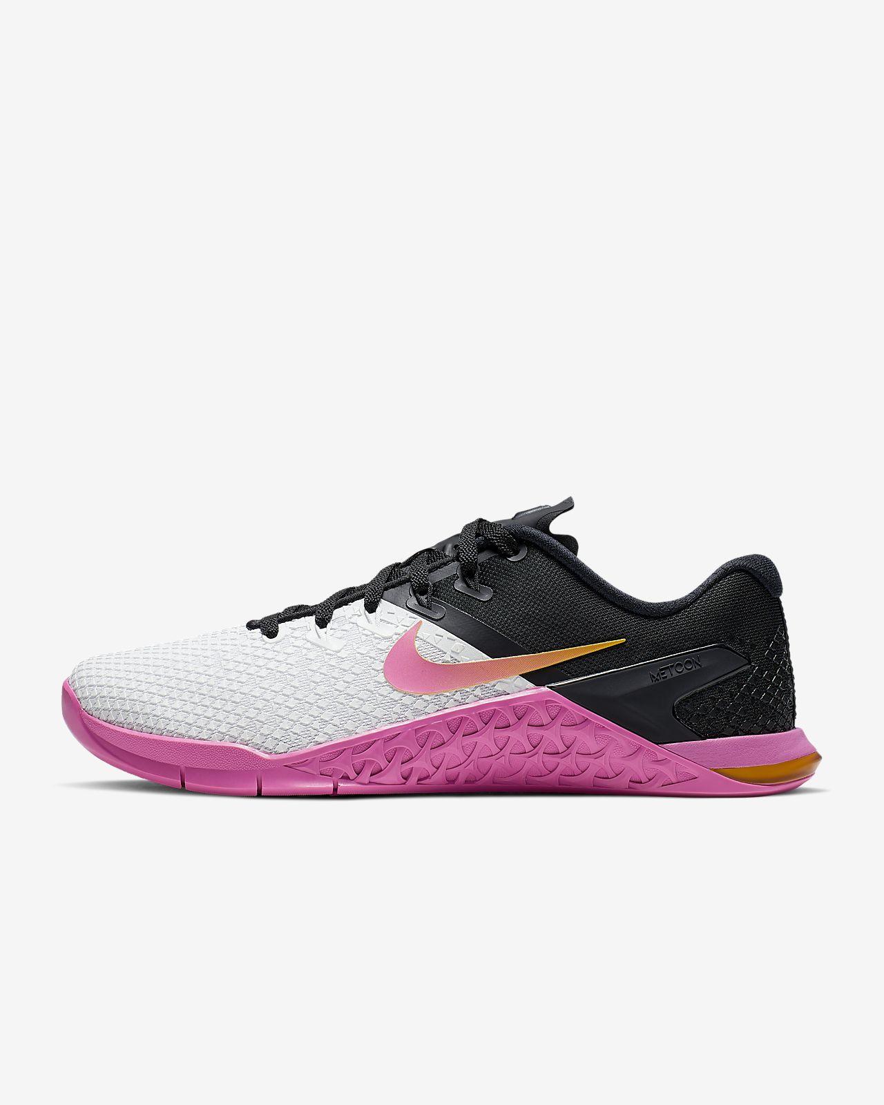 online store f921e 483a3 ... Chaussure de cross-training et de renforcement musculaire Nike Metcon 4  XD pour Femme