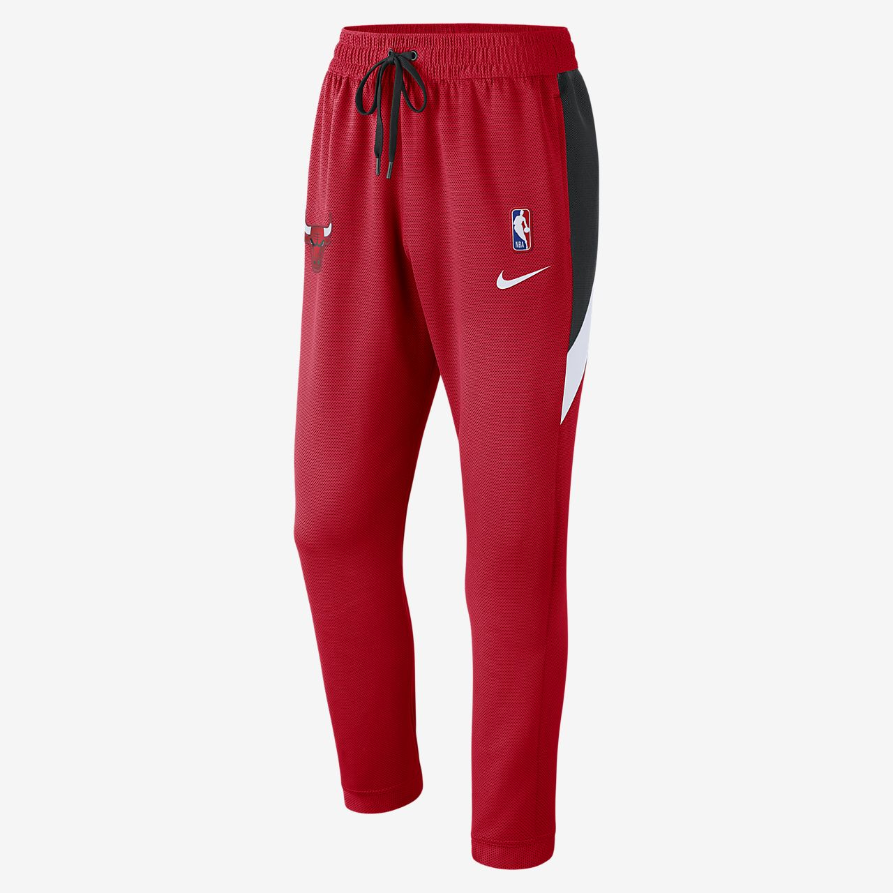 Chicago Bulls Nike Therma Flex Showtime Men's NBA Trousers