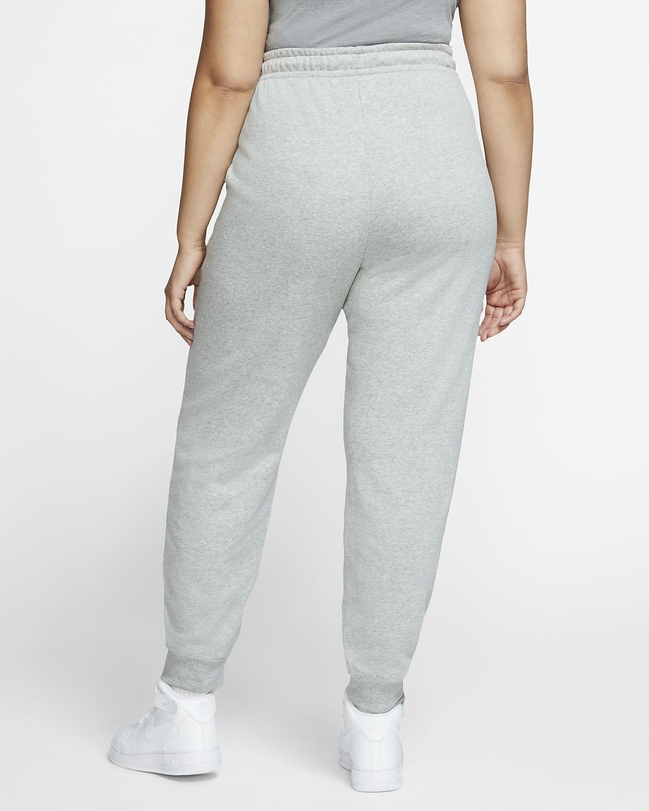 Pantaloni in fleece Nike Sportswear Essential (Plus Size) Donna