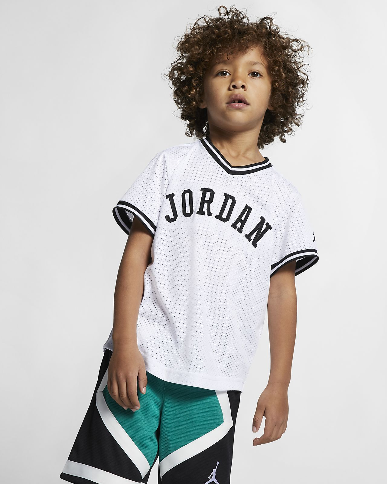Jordan Jumpman Air Younger Kids' Top