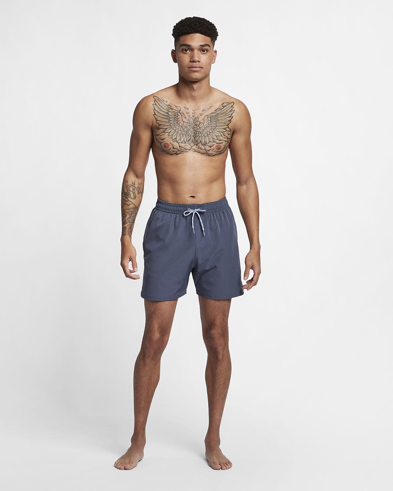 55897823f2e0 Swimming Trunks Nike Swim Retro Stripe Lap Men s 13cm (approx.) Swimming  Trunks