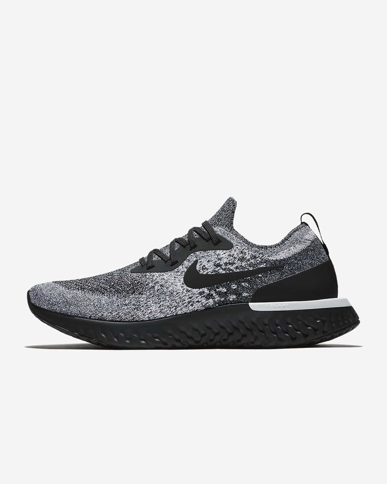 online store 4ac1a 0e285 ... Nike Epic React Flyknit Men s Running Shoe