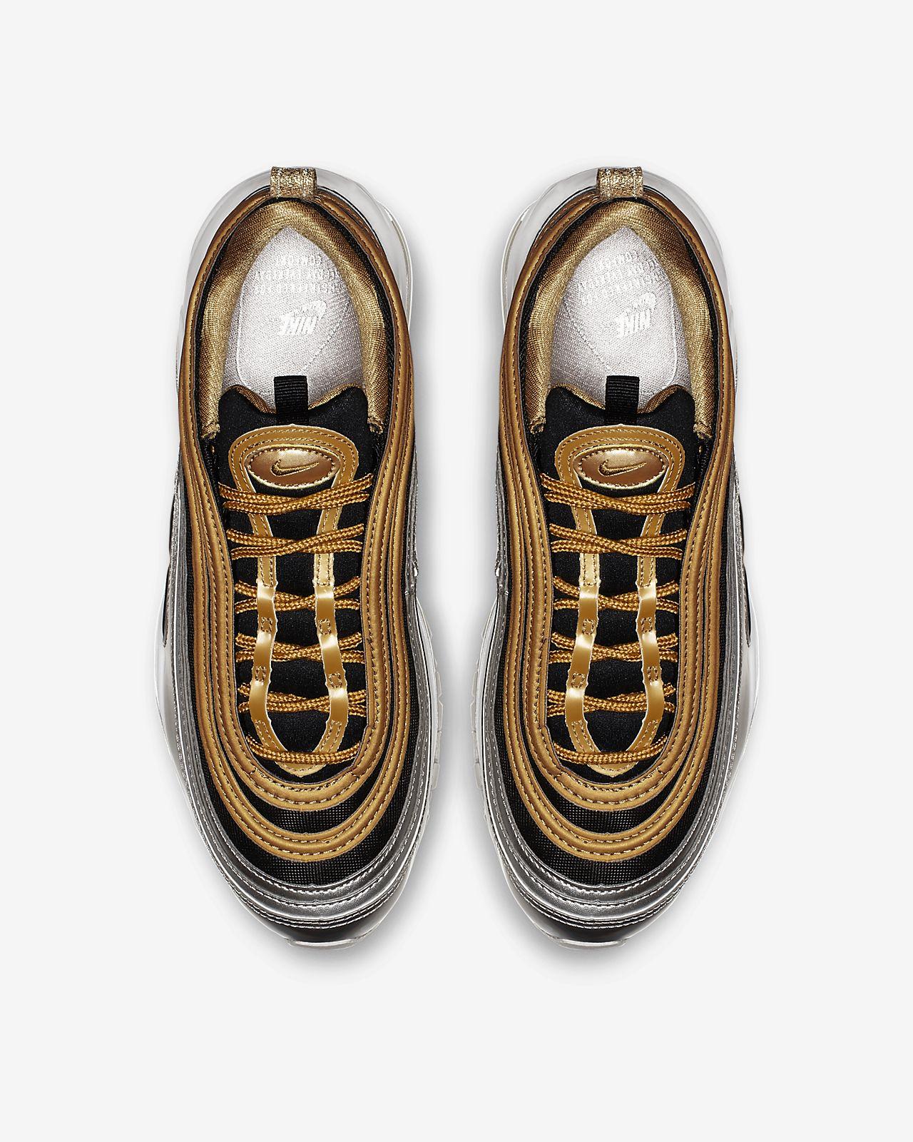 new concept a233b 814dc ... Nike Air Max 97 SE Metallic Women s Shoe