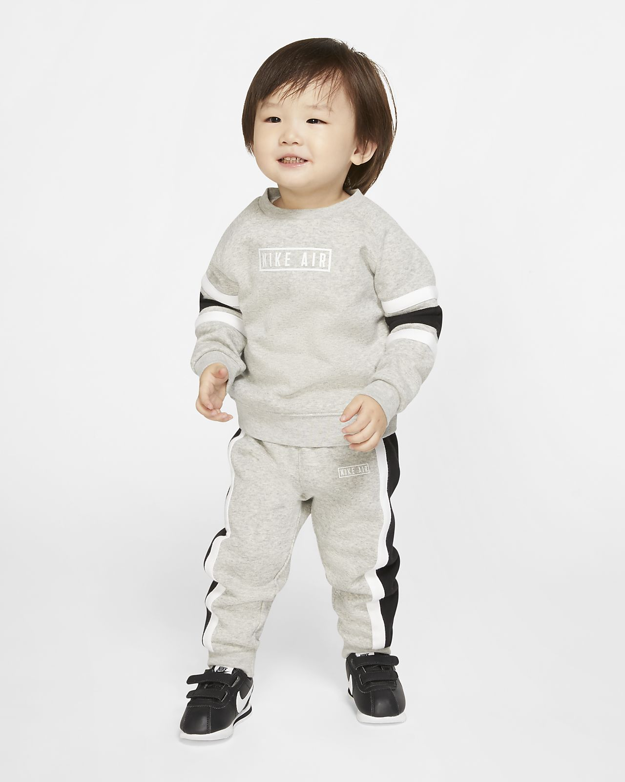 Nike Air Baby Crew & Joggers 2-Piece Set