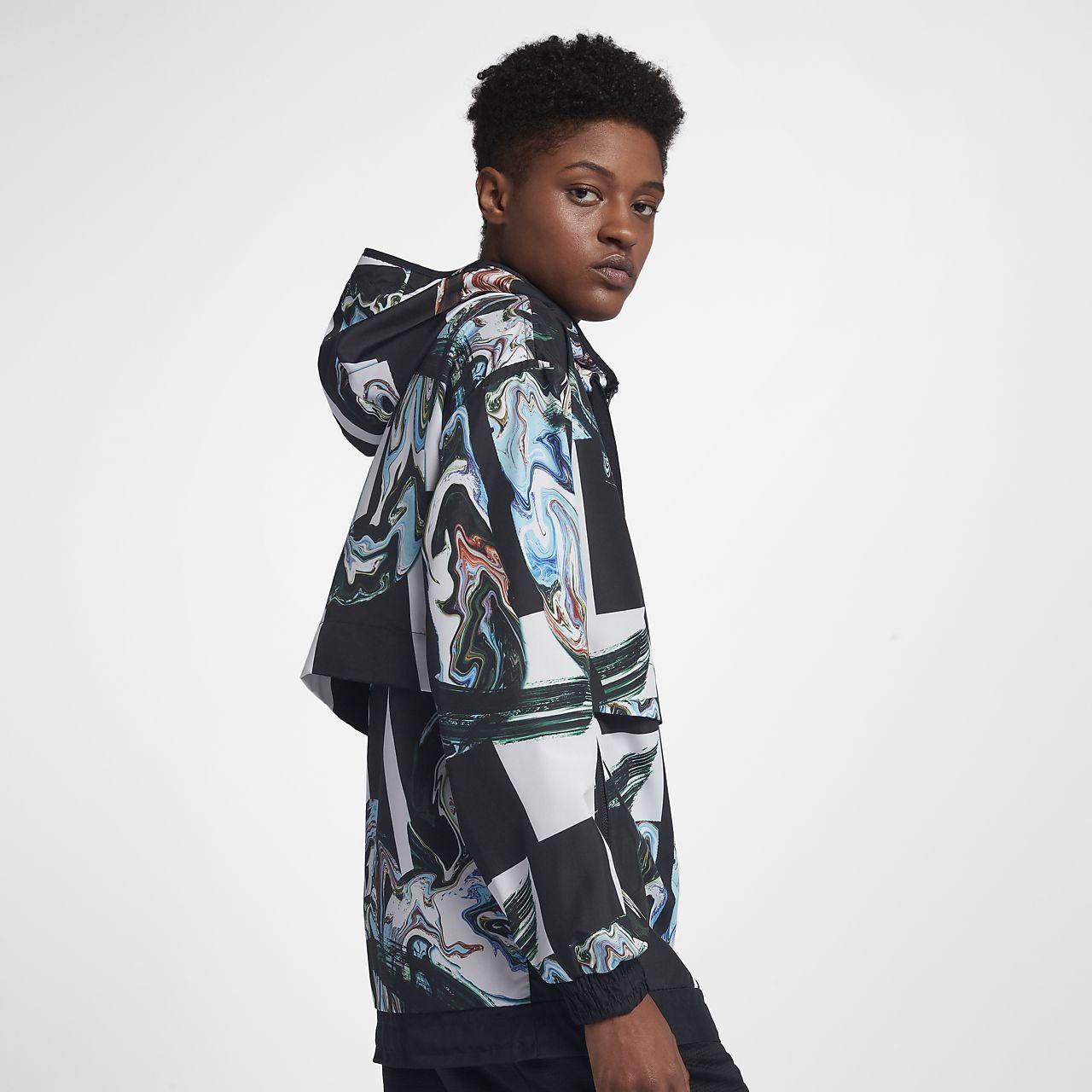30699fbf Low Resolution Nike Sportswear Women's Printed Jacket Nike Sportswear  Women's Printed Jacket