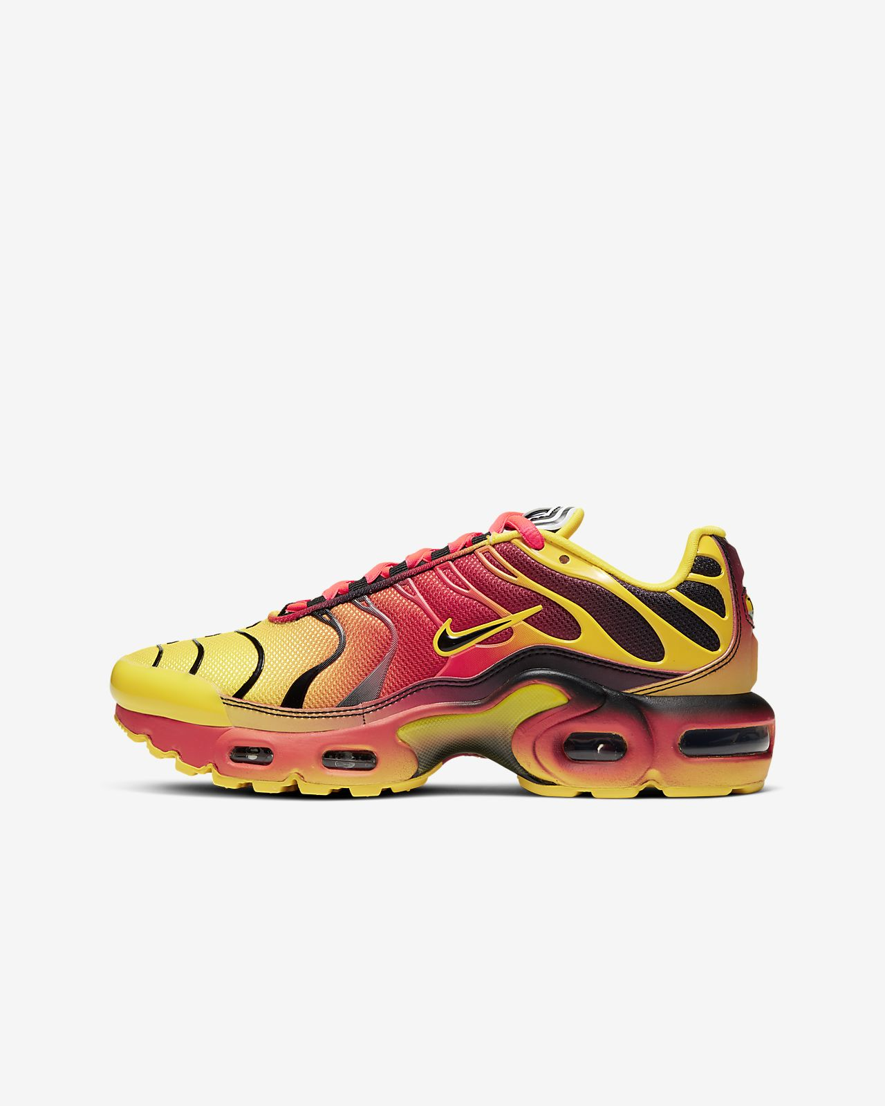 Nike Air Max Plus QS-sko til store børn