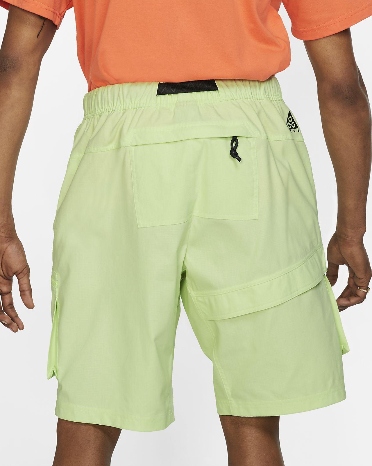huge selection of 11e55 d8a92 Men s Cargo Shorts. Nike ACG
