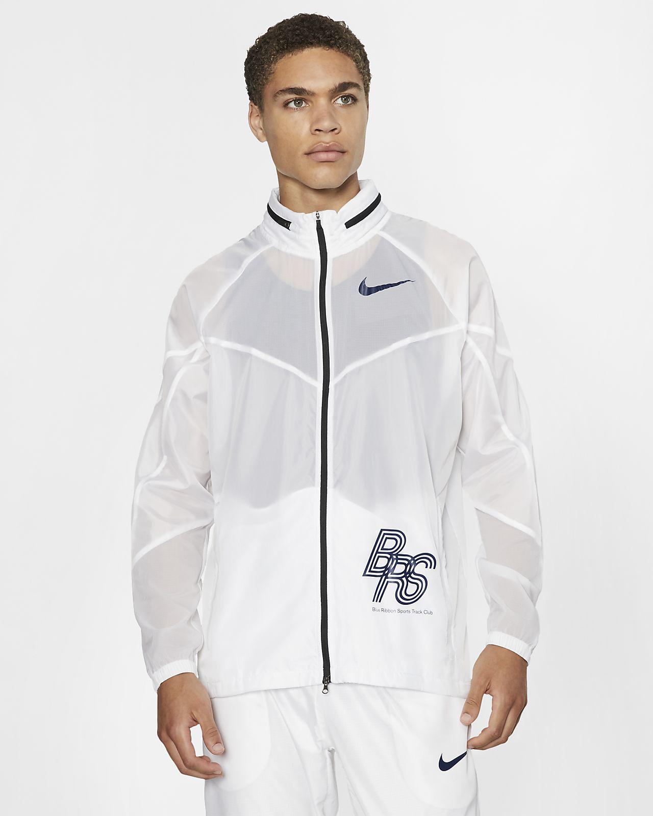 Nike BRS男/女跑步夹克