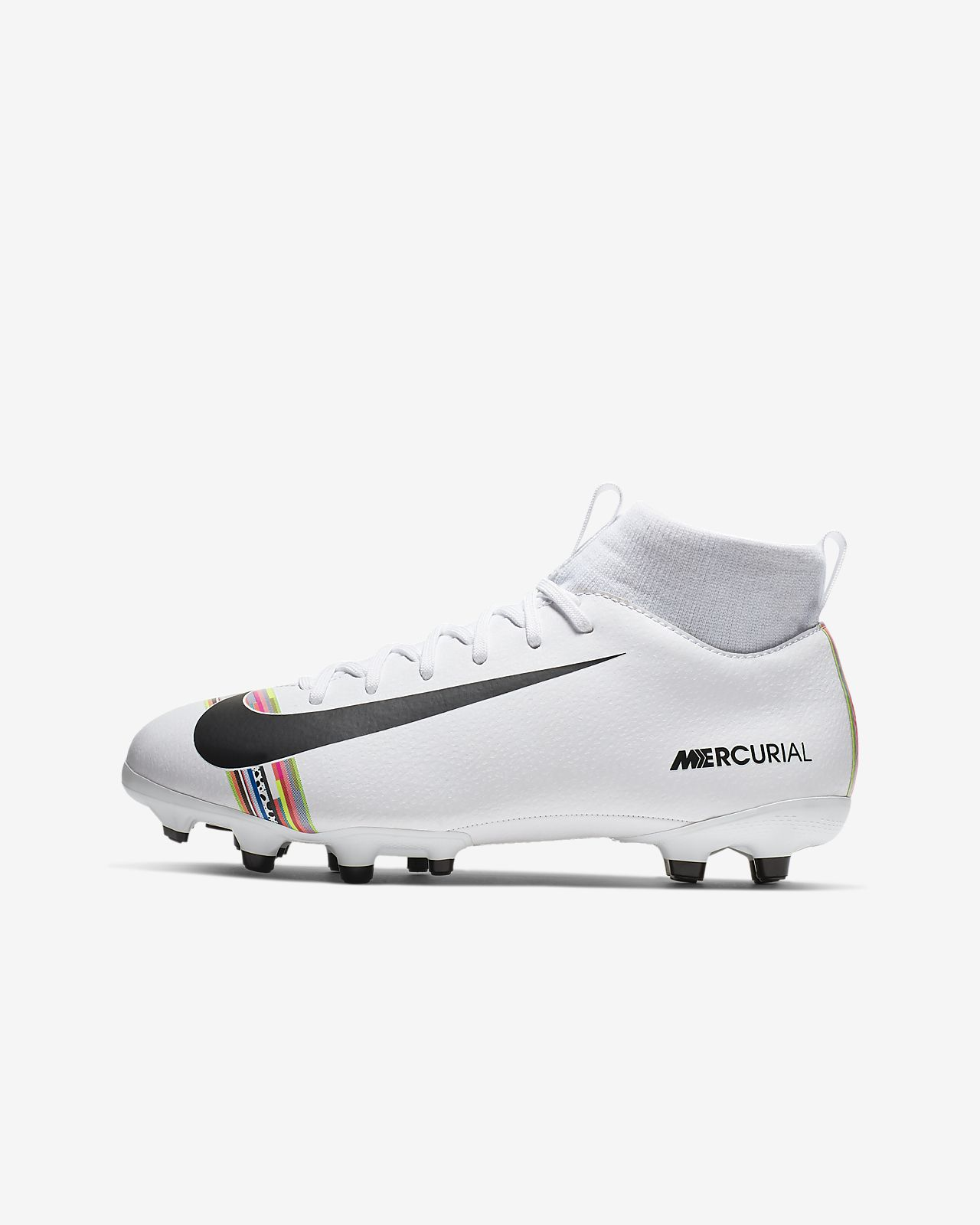 uk availability d5a45 a3ae7 Nike Jr. Superfly 6 Academy LVL UP MG