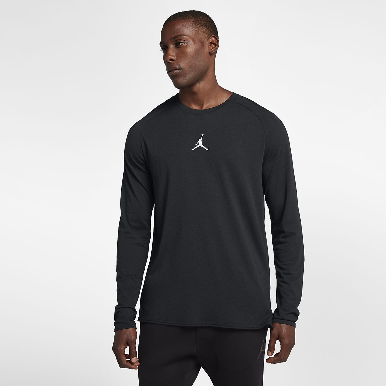 56d4101f Jordan Dri-FIT 23 Alpha Men's Long Sleeve Training Top. Nike.com
