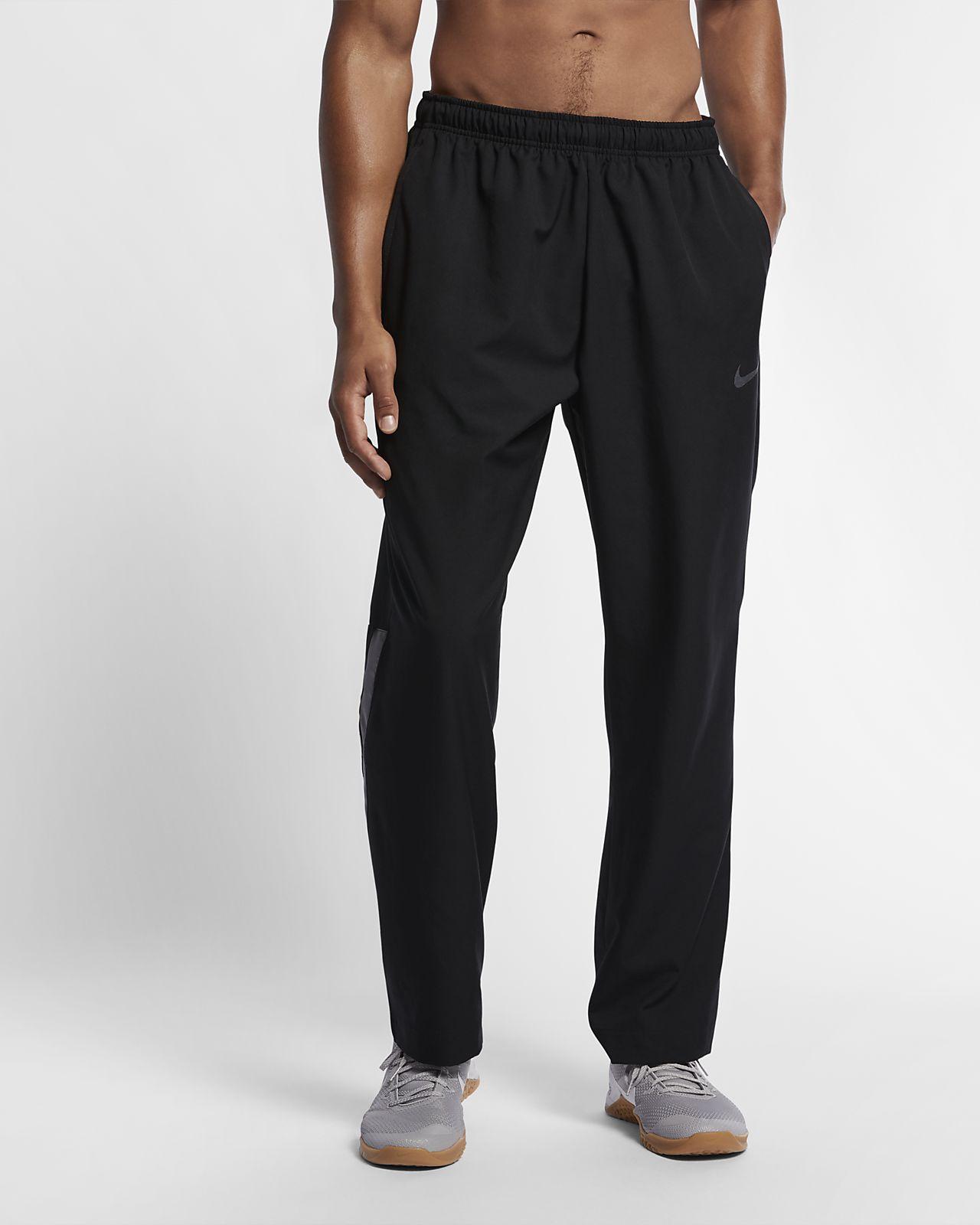 Pantalones tejidos de entrenamiento para hombre Nike Dri-FIT