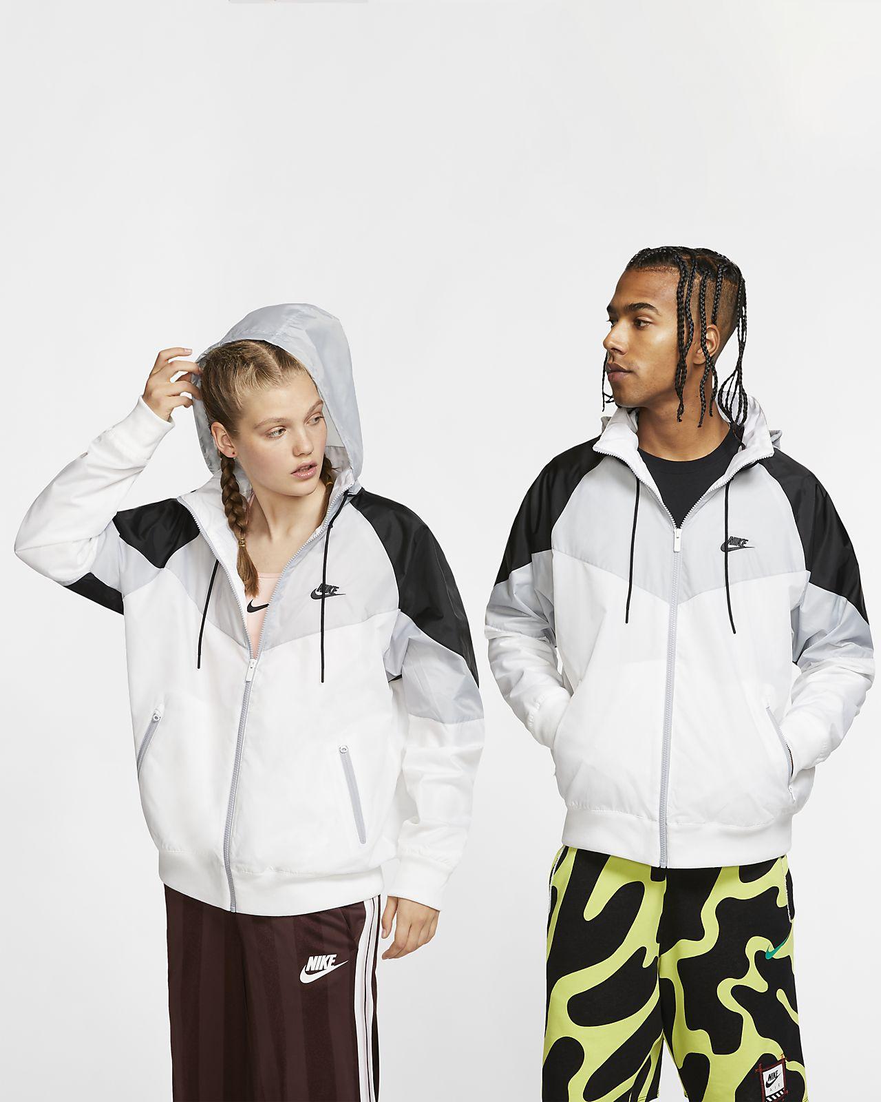 Chamarra con capucha Nike Sportswear Windrunner