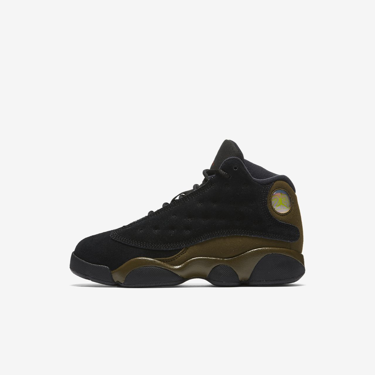 ... Air Jordan 13 Retro Little Boys' Shoe