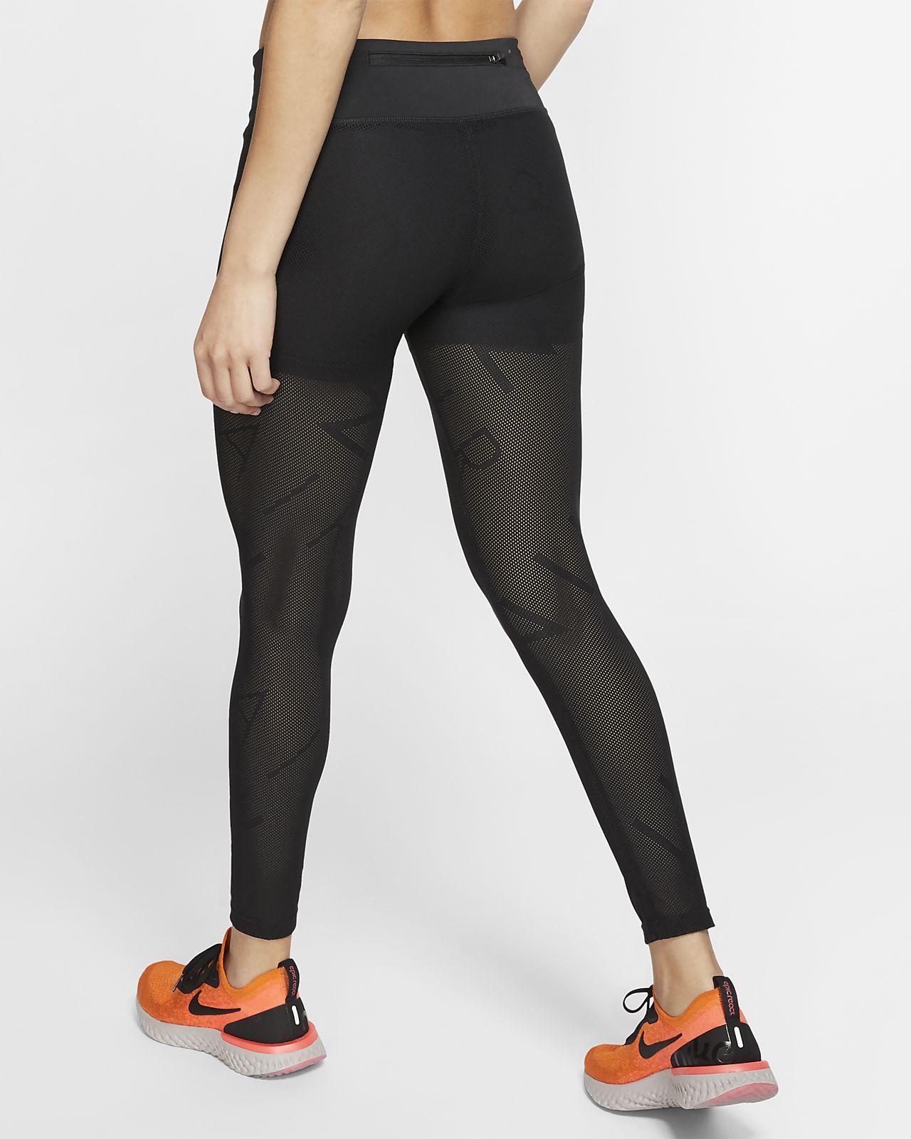 how to buy well known best place Leggings de running 7/8 en mesh Nike Air pour Femme