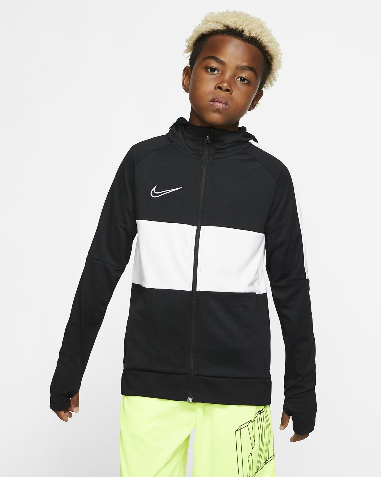 Nike Dri FIT Academy Fußballjacke für ältere Kinder