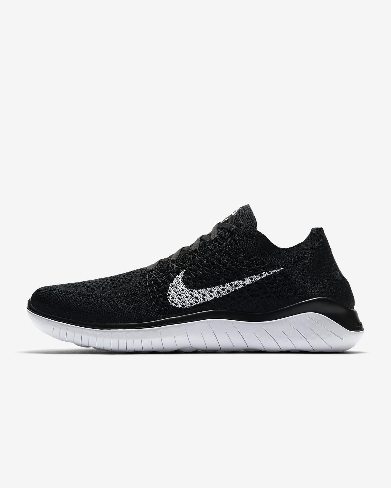 Nike Free RN Flyknit 2018 Mens Running Shoe