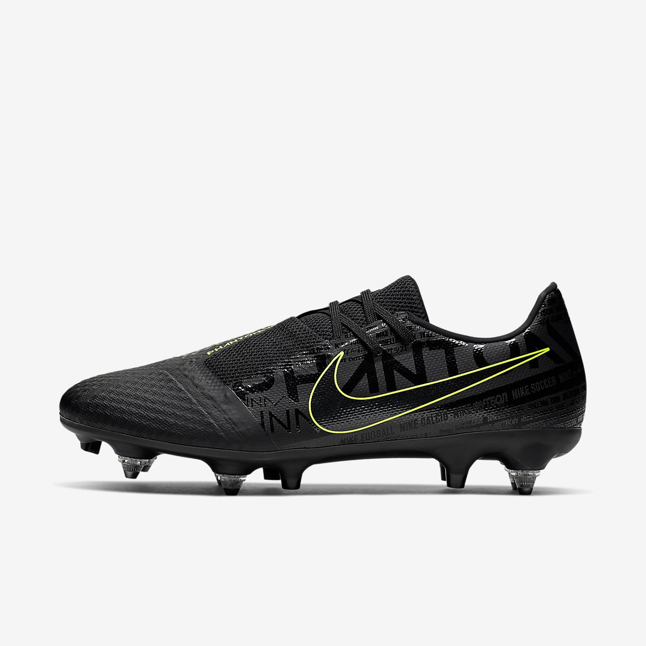 Scarpa da calcio per terreni morbidi Nike PhantomVNM Academy SG-Pro Anti-Clog Traction
