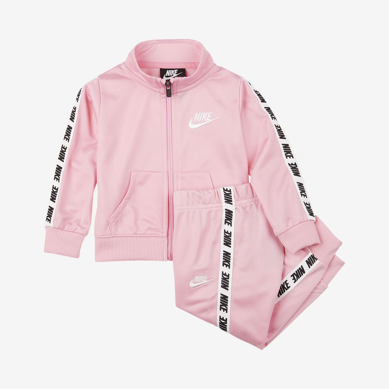 Dwuczęściowy zestaw dla niemowląt Nike Sportswear