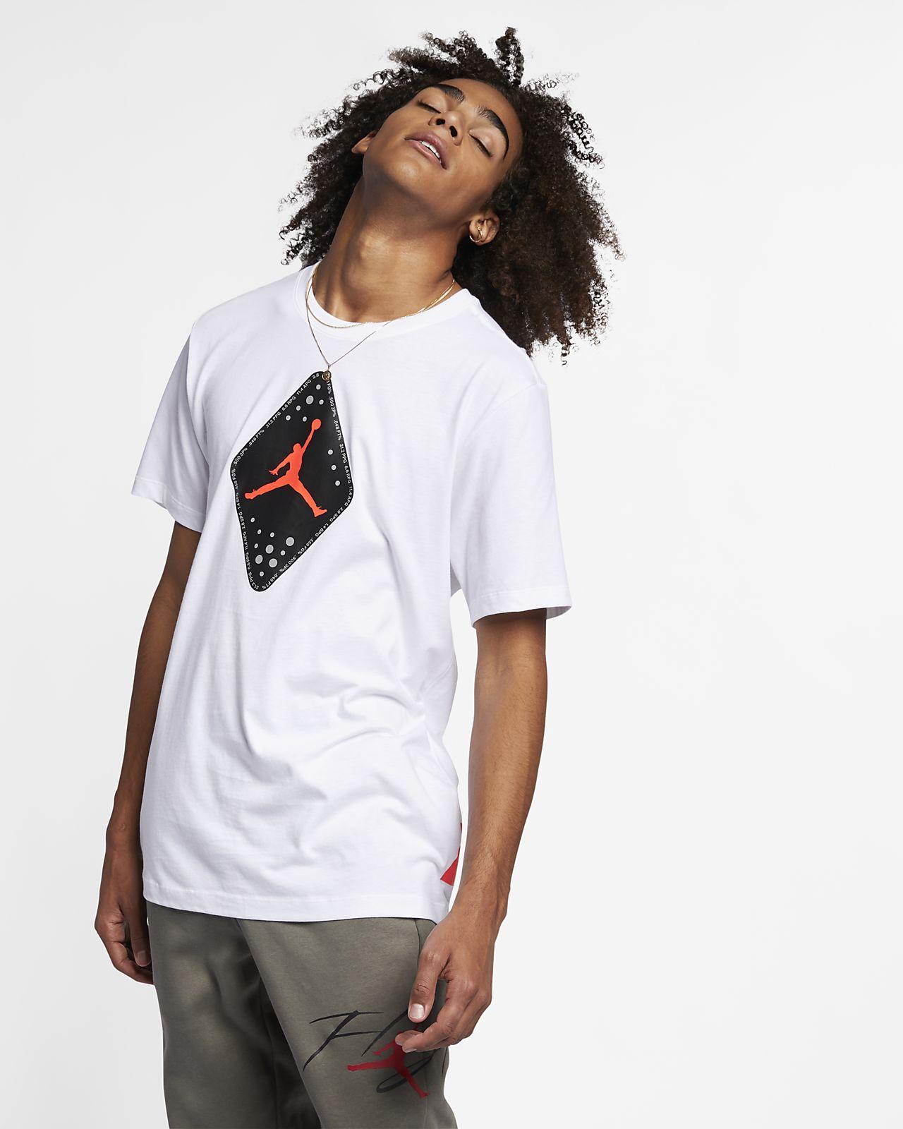 Jordan Legacy AJ 6 Men's T-Shirt