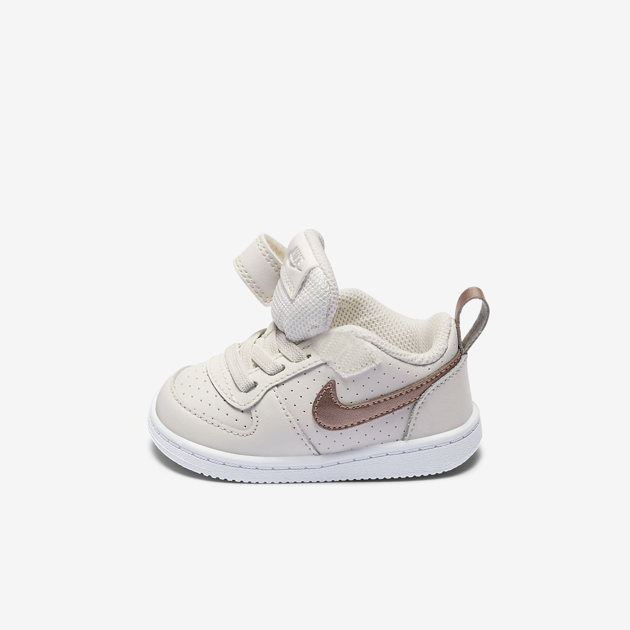 sneakers fille court borough low nike