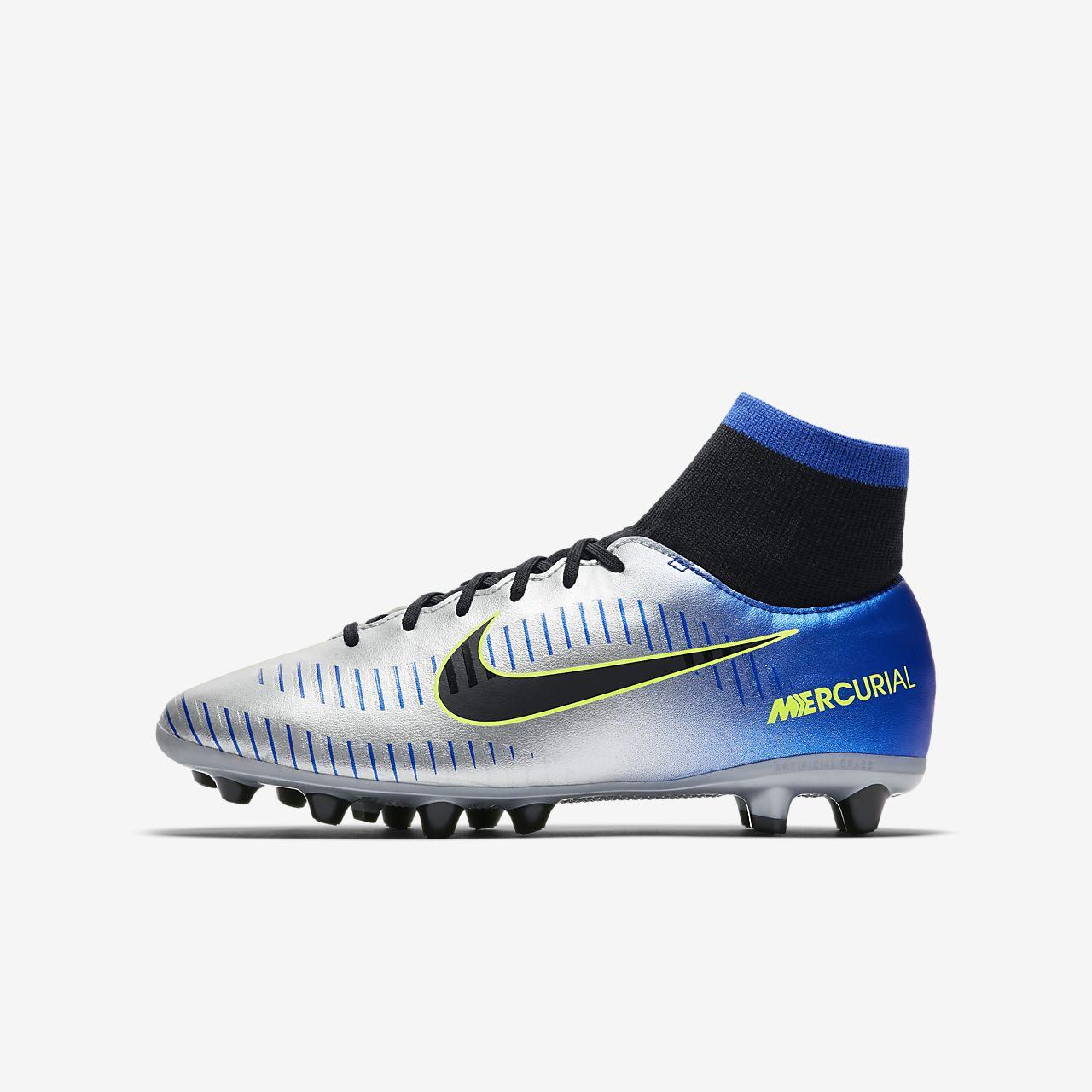 Nike Jr Mercurial Victory VI Dynamic Fit Neymar AG PRO Older Kids   Artificial