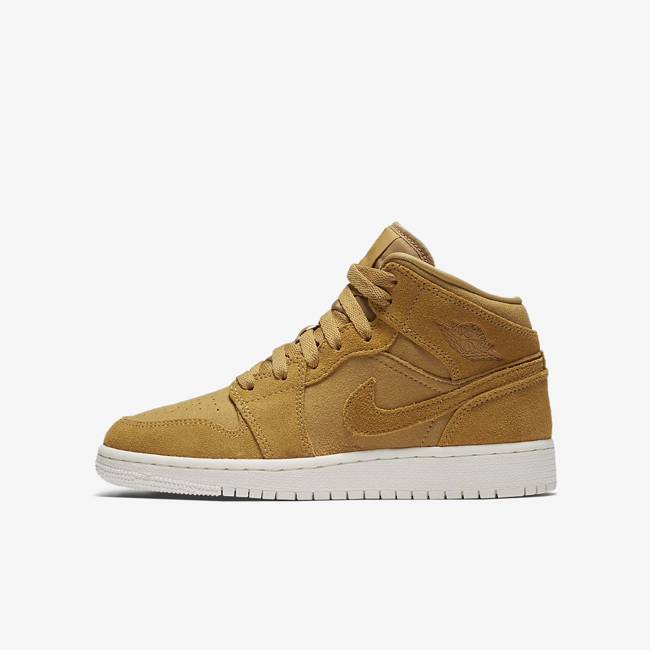 ... Air Jordan 1 Mid Big Kids\u0027 Shoe