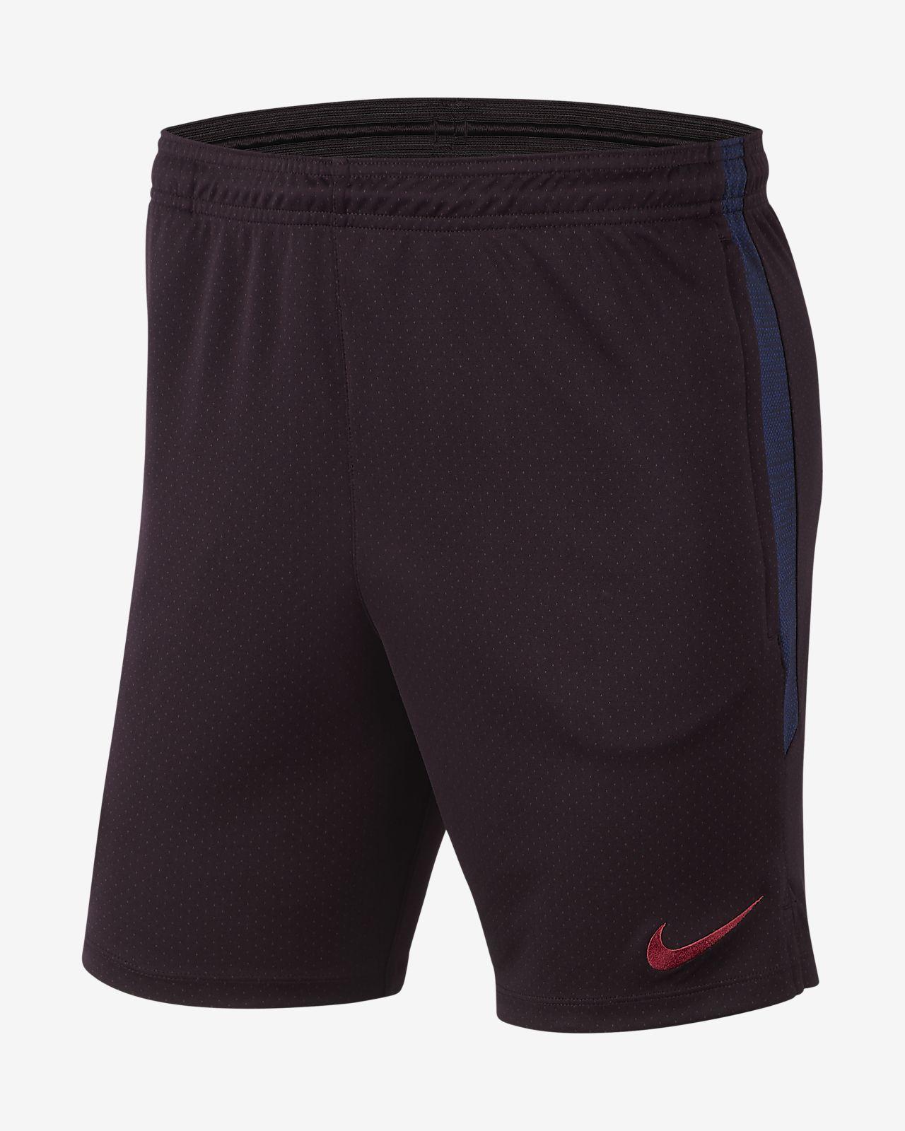 Calções de futebol Nike Dri-FIT FC Barcelona Strike para homem