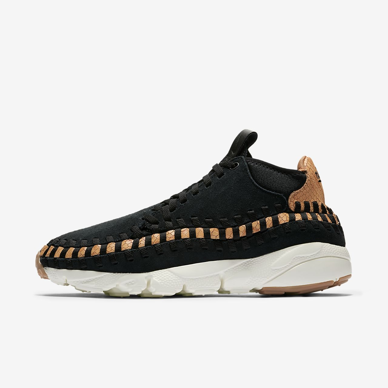... Nike Air Footscape Woven Chukka Premium Herenschoen