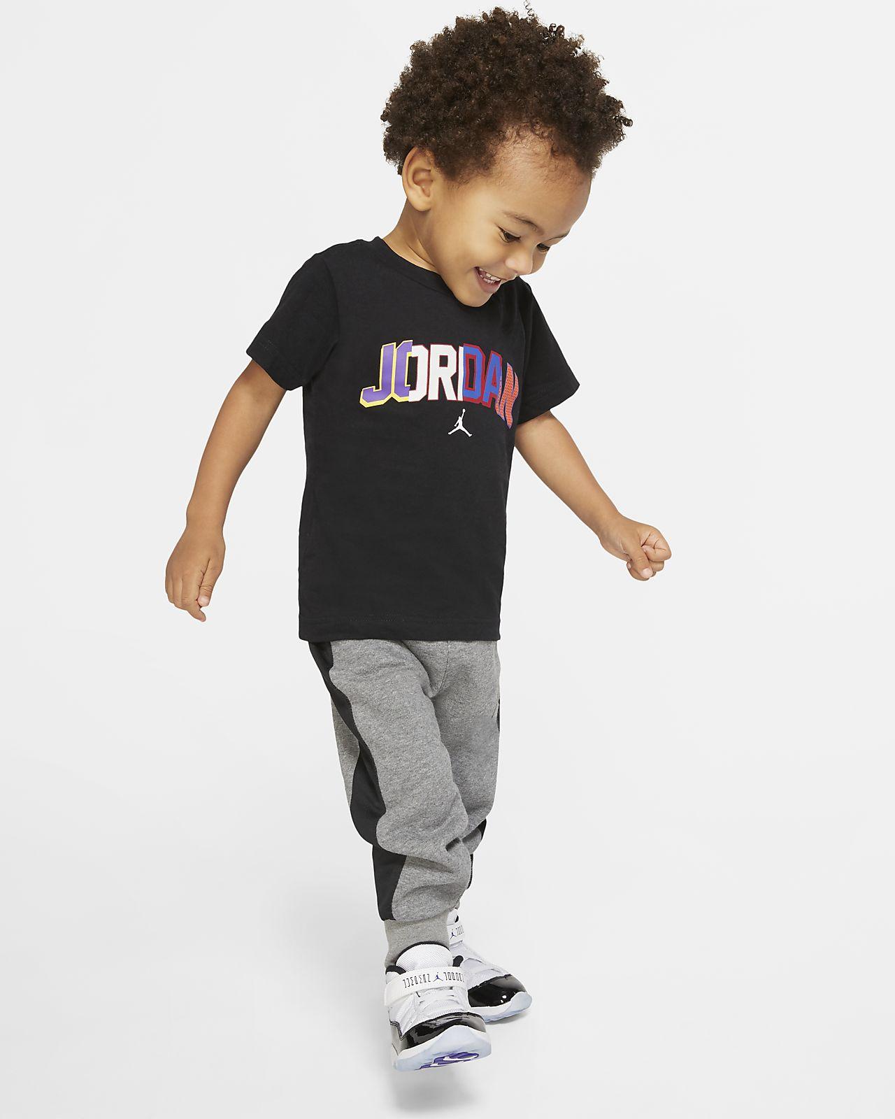Jordan Toddler T-Shirt & Joggers 2-Piece Set