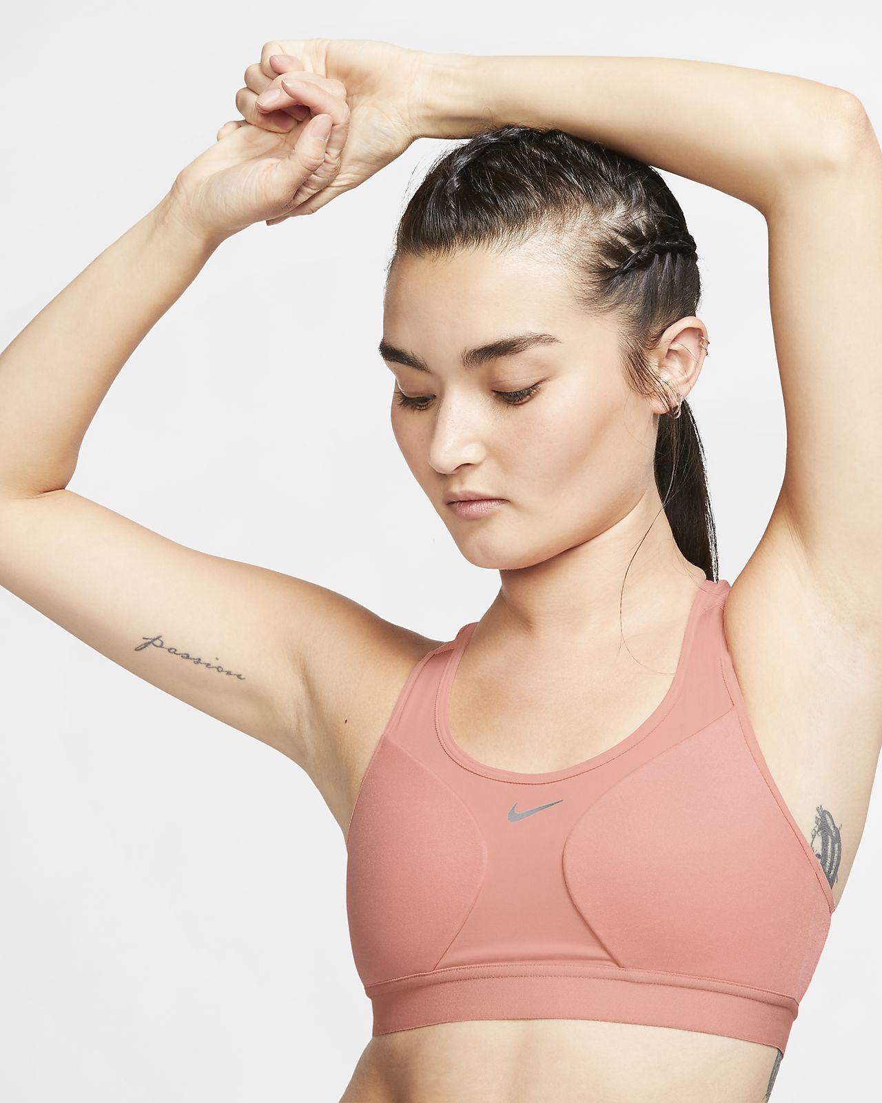สปอร์ตบราผู้หญิงซัพพอร์ตระดับสูง Nike