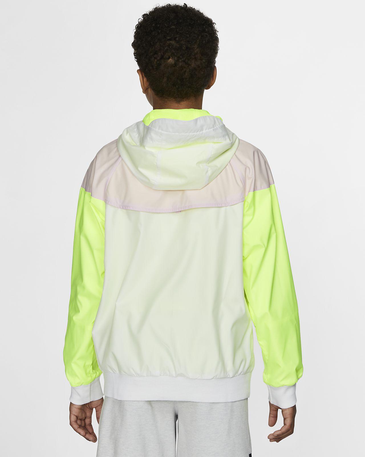 fd7b8b234 Nike Sportswear Windrunner Big Kids' (Boys') Jacket. Nike.com