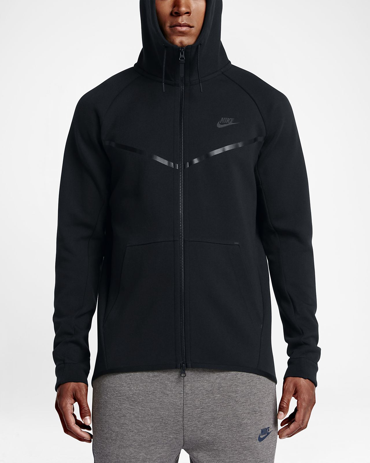 ... Nike Sportswear Tech Fleece Windrunner Men's Hoodie