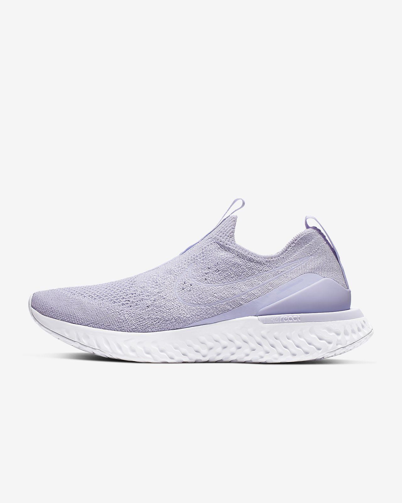 Nike Epic Phantom React Flyknit Kadın Koşu Ayakkabısı