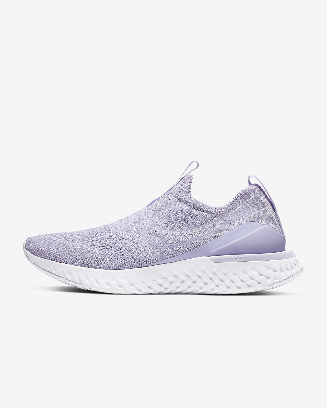 Nike Epic Phantom React Flyknit Damen-Laufschuh