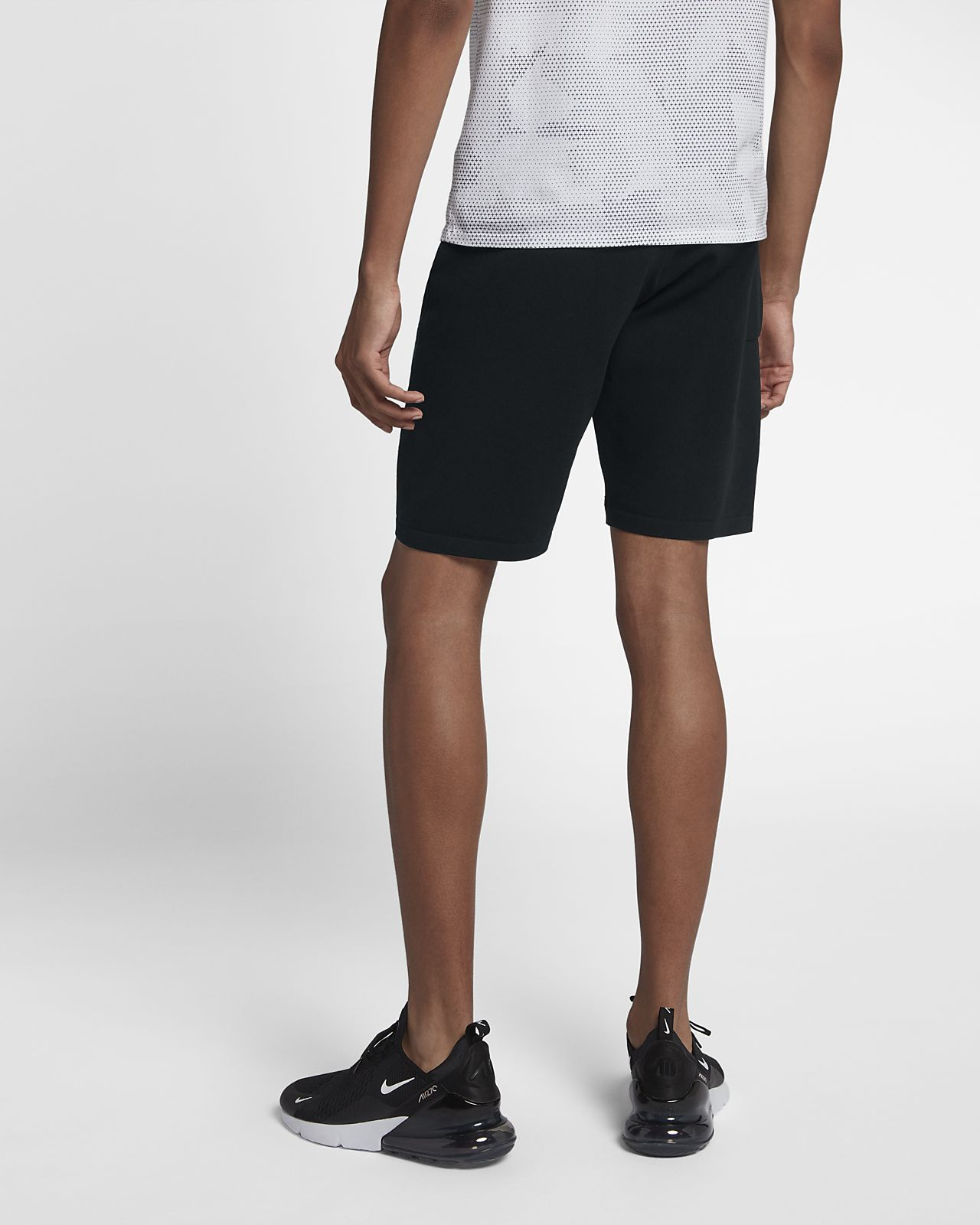 Nike Sportswear Tech Knit Men's Shorts Black