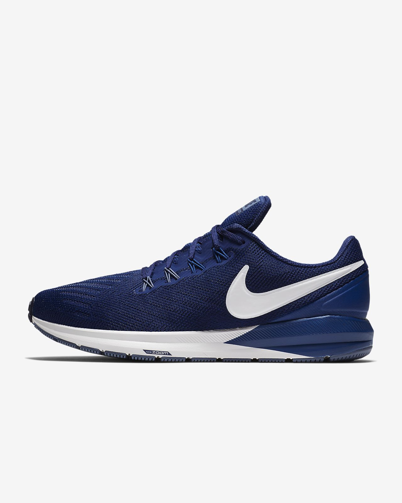 hot sale online d66a2 0a9f8 Nike Air Zoom Structure 22 Men's Running Shoe