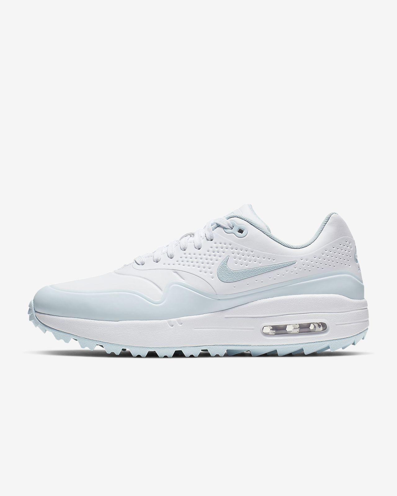 online store 0a64a 397ef ... Golfsko Nike Air Max 1 G för kvinnor