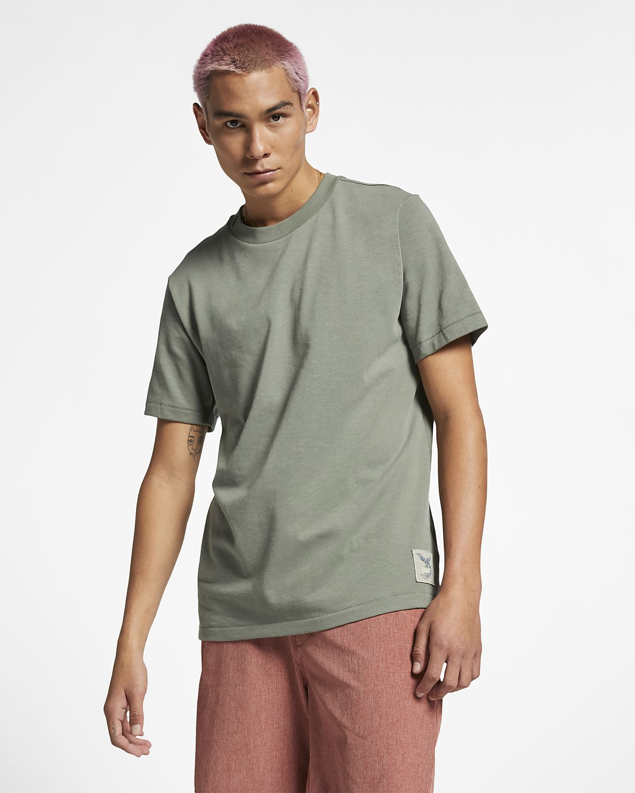 Hurley Dri-FIT Savage Men's Short-Sleeve Top