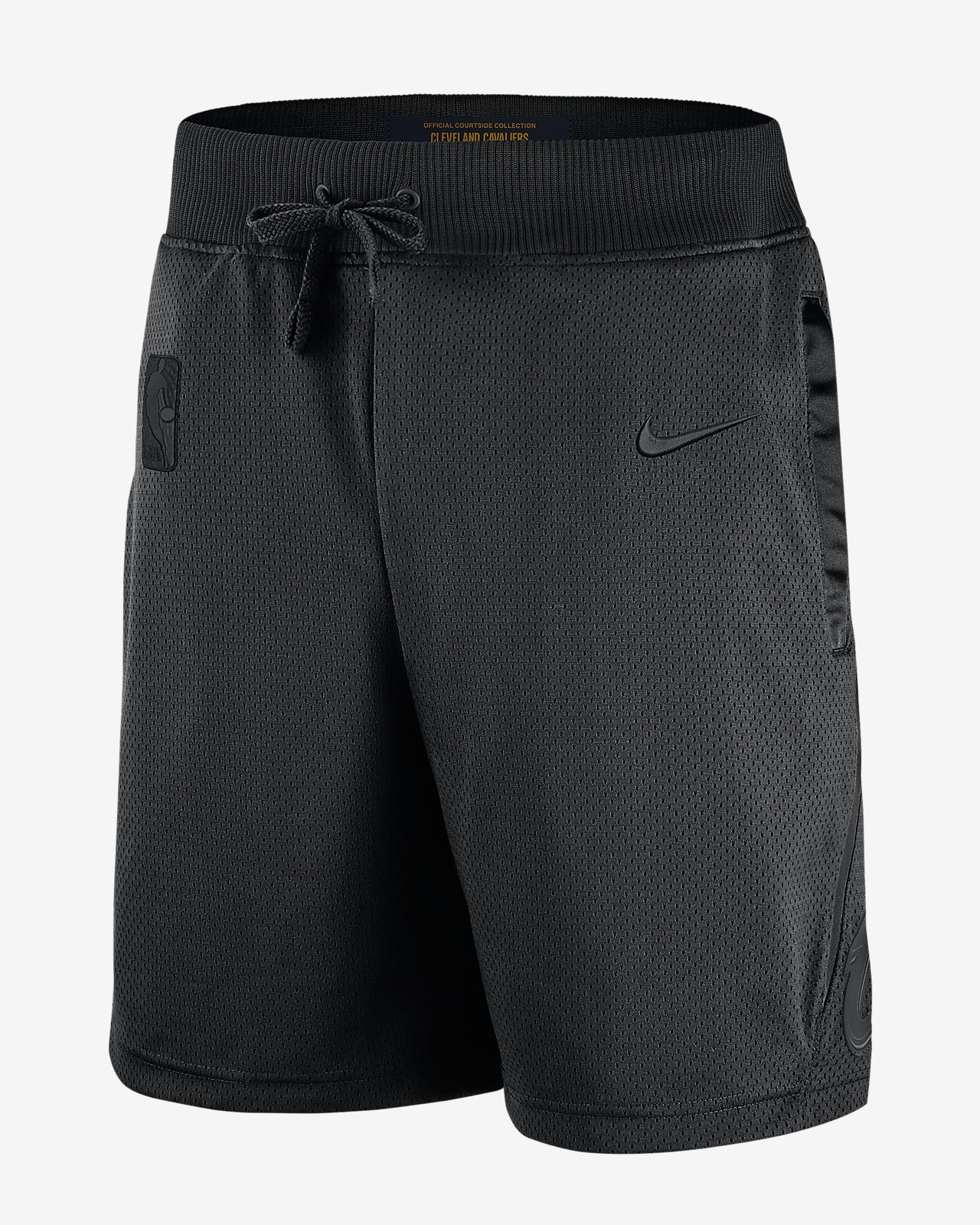 Short NBA Cleveland Cavaliers Nike Courtside pour Homme
