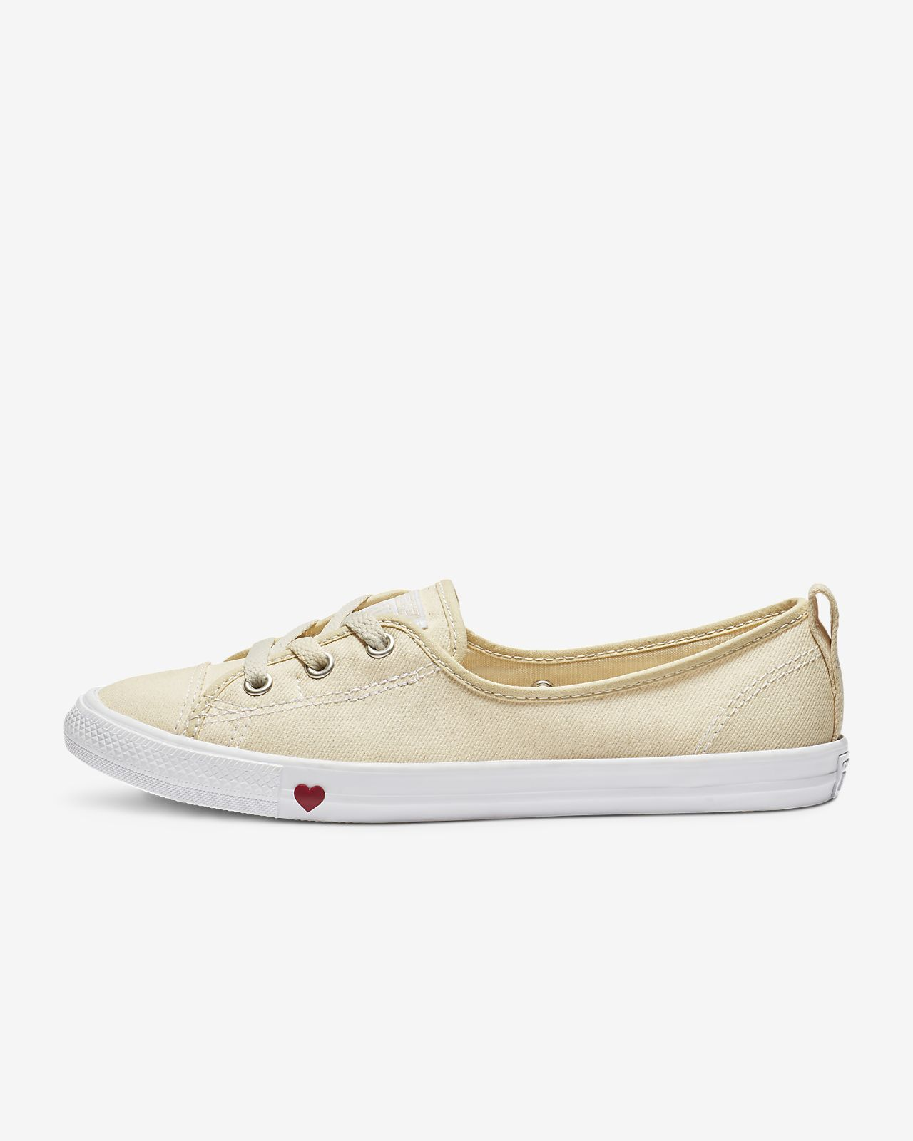 Chuck Taylor All Star Dainty Ballet Lace Womens Shoe