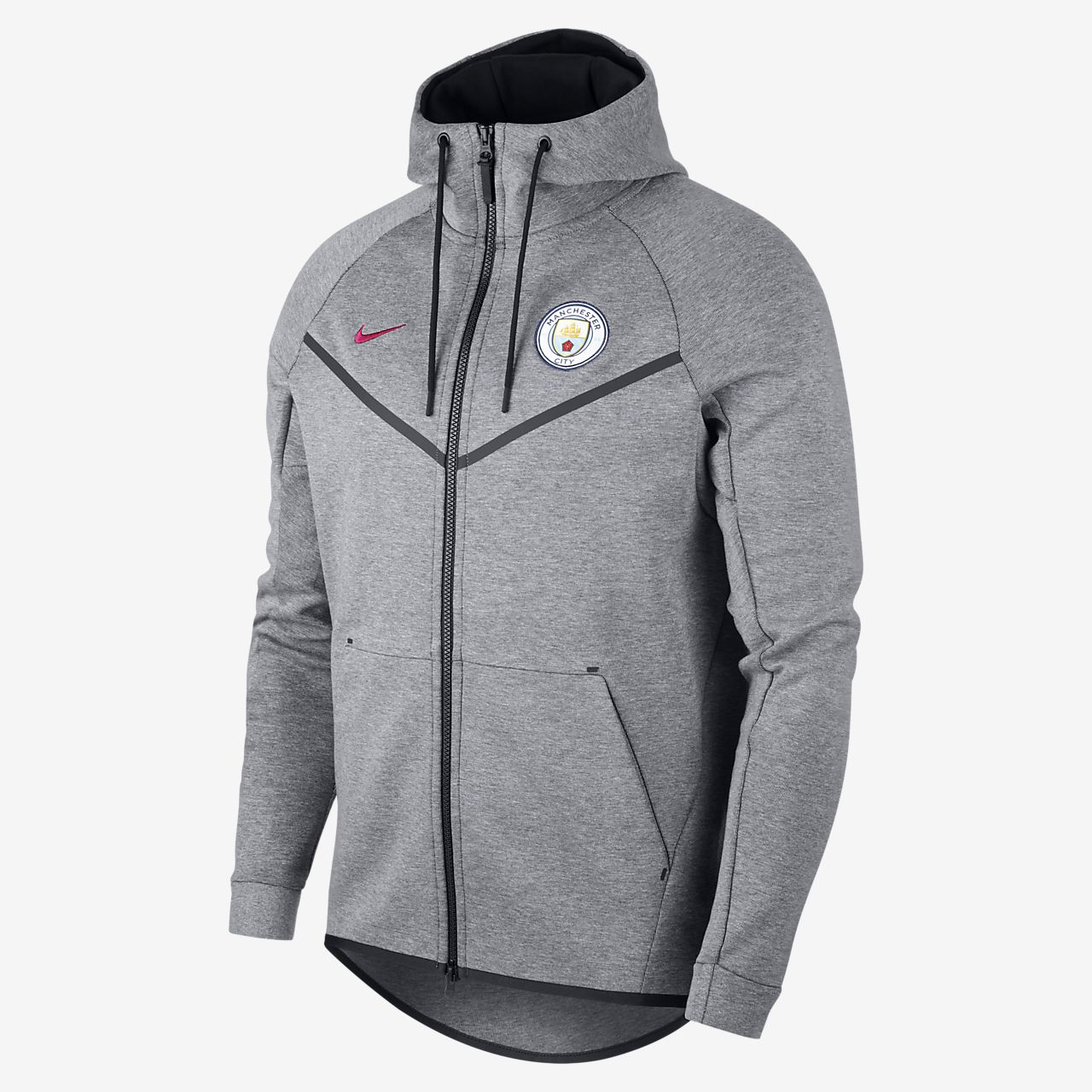 ... Manchester City FC Tech Fleece Windrunner Men's Jacket