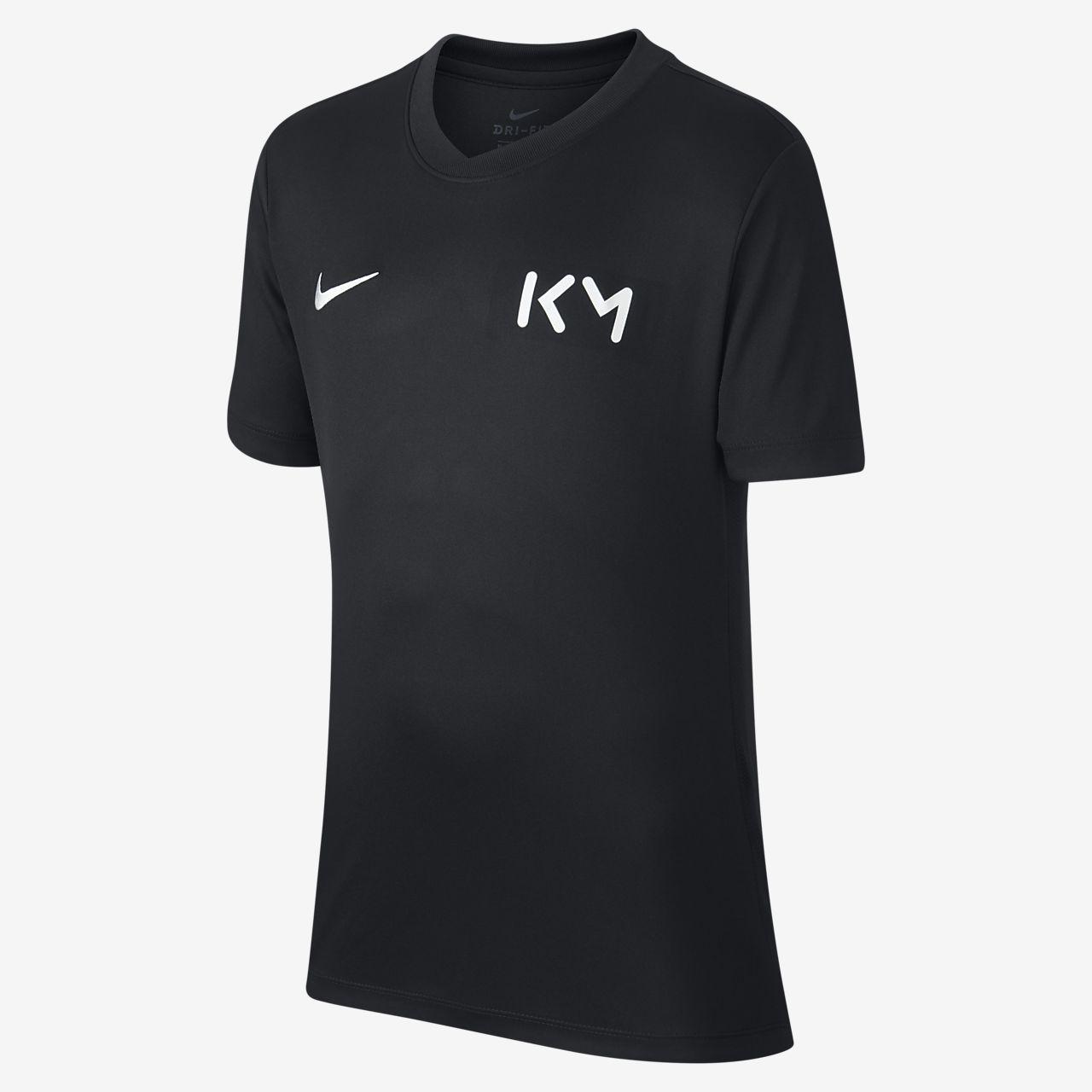 Kylian Mbappé Fußballtrikot für ältere Kinder