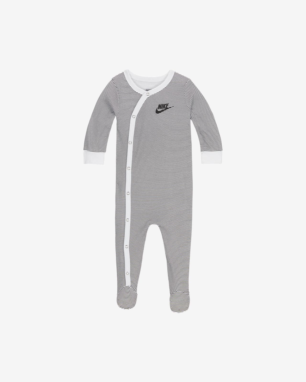 Combinaison à pieds et manches longues Nike pour Bébé (0 9 mois)